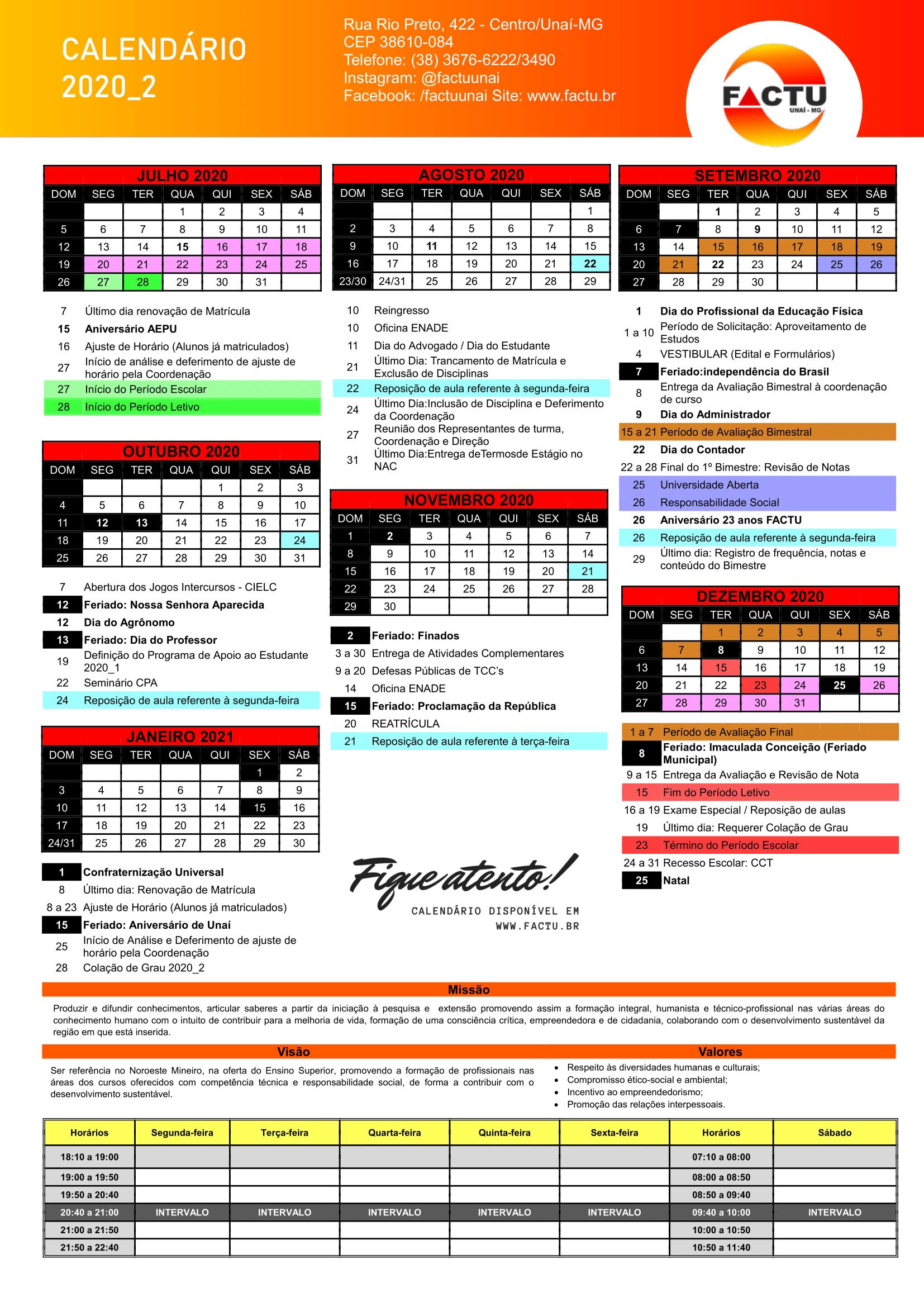 Calendário Acadêmico-1