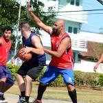VI torneio de Streetball