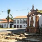 Estudantes e professores do curso de Pedagogia visitam cidade histórica