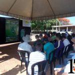 FACTU visita Dia de Campo do Projeto Balde Cheio