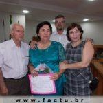 Maria Capanema é homenageada pelo dia da mulher