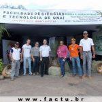 FACTU participou da Exposição Agropecuária de Unaí 2014