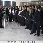 Acadêmicos do curso de Direito visitam STF e Congresso Nacional