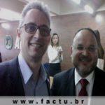 FACTU participa de Homenagem ao Ministro Educação em Brasília