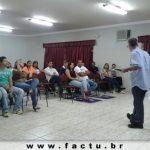 REUNIÃO COM REPRESENTANTES DE TURMA E A DIREÇÃO