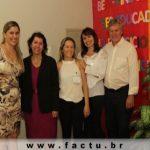 Professores da rede Estadual do Estado de Minas Gerais participam de palestra na FACTU