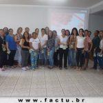 FACTU homenageou colaboradoras no dia da Mulher
