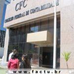 Visita ao CFC – Conselho Federal de Contabilidade e ao Senado Federal