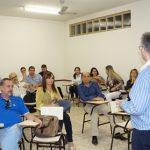 Reunião com Docentes abre o segundo semestre 2014 na FACTU Docente