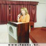 Recepção dos calouros do curso de Pedagogia - 1°/ 2013