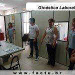 Início das atividades 2013 do curso de Educação Física