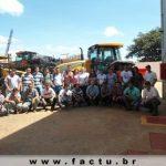 Aula prática de Mecanização Agrícola