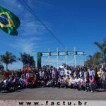 Acadêmicos da FACTU visitam a Agrobrasília 2013