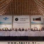FACTU participa das atividades do Fórum do Futuro