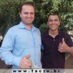 Acadêmico do curso de Agronomia tem trabalho aprovado no Congresso Brasileiro de Ciências do Solo