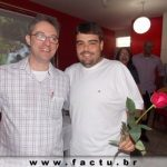 FACTU inicia o 2° Semestre Letivo/2013 em clima de União e Confraternização