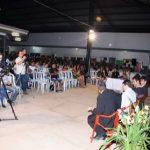Abertura Oficial do Evento: Extensão e Responsabilidade Social da FACTU 2013