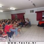 Reunião de apresentação de documentos institucionais do curso de Enfermagem