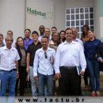 Professor do curso de Administração em parceria com o SEBRAE participa de visita técnica em belo