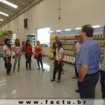 Visita técnica a Cooperativa Agropecuária de Unaí Ltda - Capul