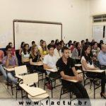 Segundo dia da Mostra Científica Interdisciplinar FACTU