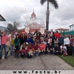 Acadêmicos da FACTU visitam a cidade histórica de Ouro Preto