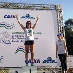 Profa. Ms.Graziela Cristina Simões Campeã Brasileira