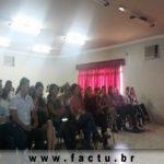 FACTU recebe palestra: Como estudar para passar em concurso