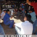 Aula prática sobre Pulverizadores na UNAPEL Unaí