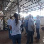 Alunos do curso de Agronomia realizam visita técnica ao INPEV