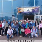 Acadêmicos de ADMINISTRAÇÃO participam do CONPRA