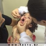 FACTU na Campanha Nacional de Vacinação contra Poliomielite