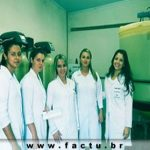 Visita técnica com alunos do 10° Período de Enfermagem