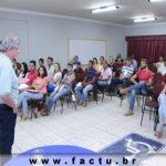 Acadêmicos realizam XI SEMANA AGRONÔMICA DA FACTU