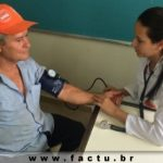 Alunas do curso de Enfermagem participam de Ação Social no Curral do Fogo