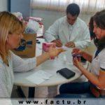Acadêmicos participam de Ação Social juntamente com Rotary Club de Unaí