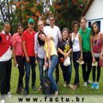 Estudantes e professores do curso de Pedagoga visitam cidade histórica