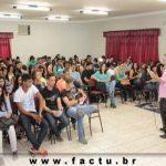 FACTU dá início às atividades de 2016 recepcionando calouros
