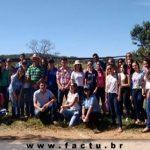 Visita Técnica a propriedades rurais no município de Unaí