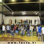 A FACTU inova mais uma vez e realiza Gincana de Integração ADM/CIC 2016