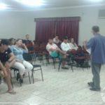 Direção da Instituição realiza reunião com os representantes de turmas