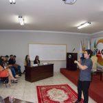 Curso de Direito realiza palestra em comemoração ao Dia do Advogado