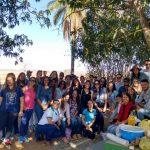 Curso de Pedagogia realiza aula na Fazenda Experimental da FACTU