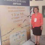 Professora da FACTU tem trabalhos aprovados em eventos Internacional e Nacional