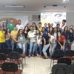 Acadêmicos participam de palestra sobre a Educação Integral no Ensino Médio
