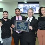 Diretor Geral da FACTU recebe Título Cidadão Honorário de Unaí