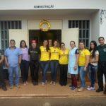Acadêmicas do Curso de Pedagogia realizam oficina no Socioeducativo de Unaí