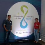 Professora e acadêmico visitam Vila Cidadã em Brasília - DF
