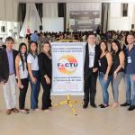 Professores, egressos e acadêmicos do cursos de Ciências Contábeis da FACTU participaram do  I Seminário de Contabilidade de Unaí