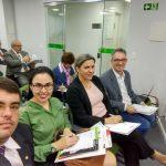 """Treinamento externo coordenações: """"Novas formas de captação e retenção de alunos"""" promovido pela ABMES em Brasília"""